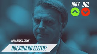O que acontece com a bolsa se Bolsonaro for eleito?