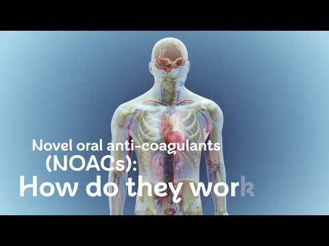 How do novel oral anticoagulants (NOACs) work?