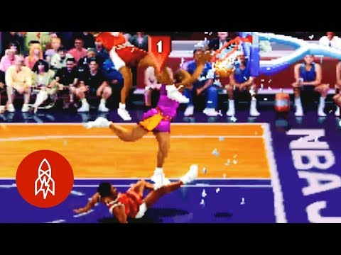 The True Story Behind 'NBA Jam'