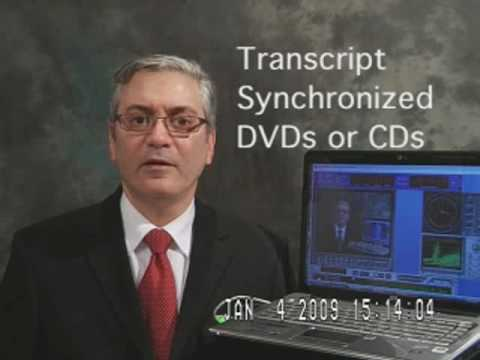 Certified Legal Video Specialist, CLVS, Production Company: Fair Lawn, NJ, Bergen County, NYC, 07410