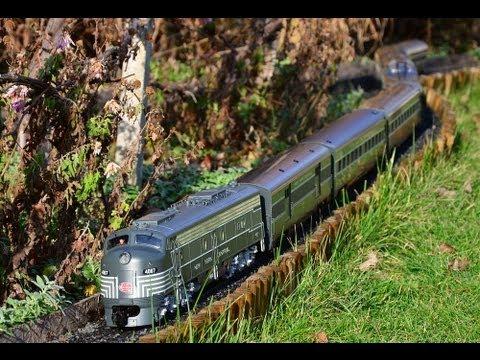 Karácsony Expressz - Christmas special on the New York Central Railroad