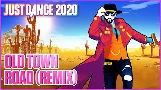 Just Dance 2020 Old Town Road Remix by Lil Nas X Ft Billy Ray Cyrus Track Gameplay US