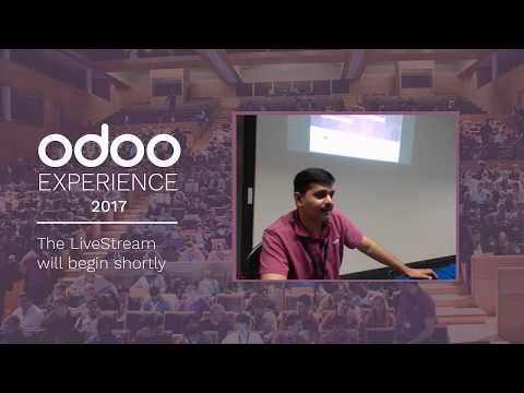 Offshore Development Services by Odoo India - Odoo Experience 2017