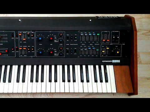 MAXI-KORG 800DV Duophonic Analog Synthesizer *The Year 1975*