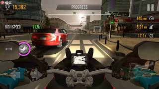 Traffic Rider - Motorbike City TrafficRacing Games - Android gameplay FHD #8