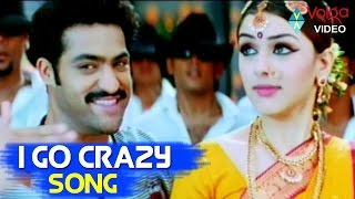 Jackal (Kantri) Movie Songs - I Go Crazy -  Jr. NTR, Hansika Motwani