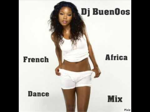 Soca Dancehall Francais Dance ( Africa Positive Mix Music) - Dj BuenOos