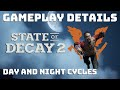 State Of Decay 2 - New Details - Night Survival - Weather System
