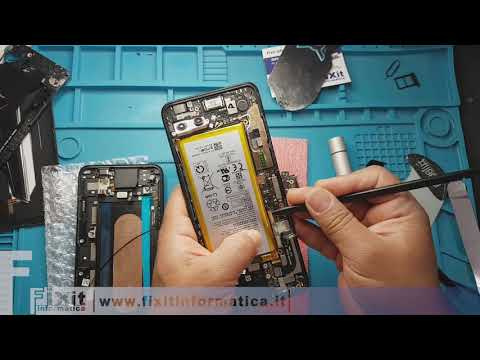 Asus - ROG Phone II ZS660KL sostituzione display - display replacement