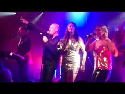 Temptation - Heaven 17 (The Welly, Hull) 17th November, 2017