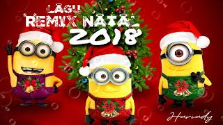 Nonstop Remix Dj Lagu Natal Paling Keren 2018 ~ New Dj Christmas Songs