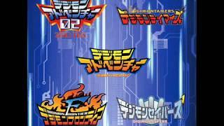 Digimon 10th anniversary - Omoide no Mukou - Ayumi Miyazaki