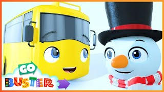 Winter's Such a Fun Time of Year - Winter Mash Up Song | Go buster Kids Christmas Song!