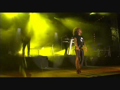 DJ Fresh FRESH/LIVE - Goldust    Isle of Wight festival 2012 Pro shot