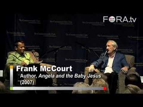 frank mccourt essay Frank mccourt essays: over 180,000 frank mccourt essays, frank mccourt term papers, frank mccourt research paper, book reports 184 990 essays, term and research papers available for unlimited access.