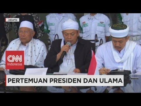 PA 212 Ungkap Isi Pertemuan dengan Jokowi