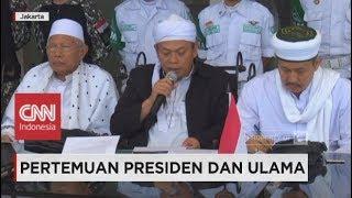 PA 212 Ungkap Isi Pertemuan dengan Presiden Jokowi
