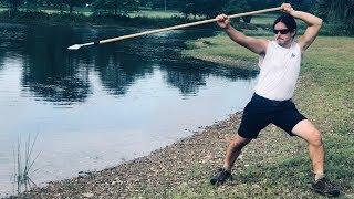 SIBAT - SPEAR FIGHTING TECHNIQUES OF KALI | Filipino Martial Arts