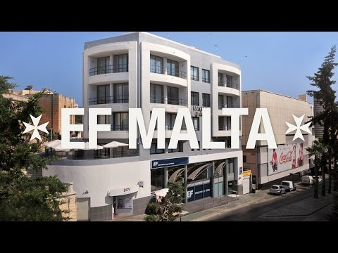 EF Malta – Campus Tour