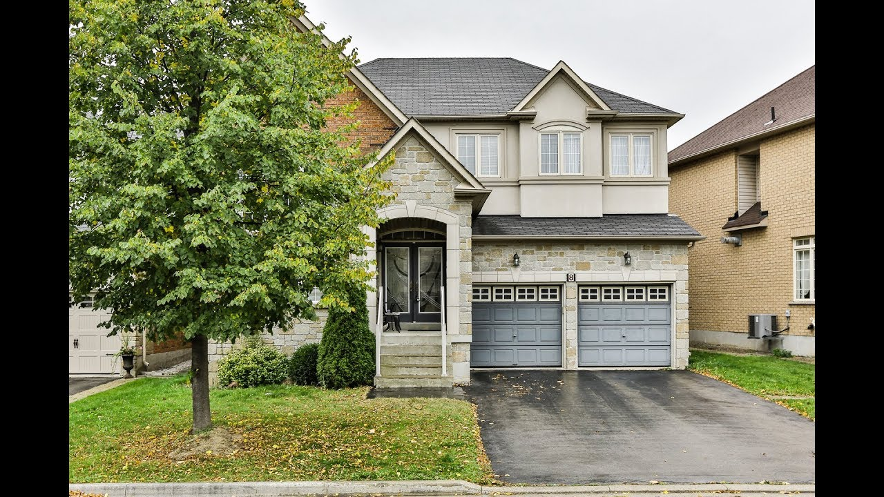 8 Loire Valley Avenue, Thornhill - YouTube