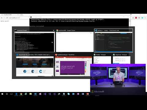 What's New in ASP.NET Core 2.0