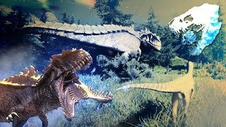 The Isle - THIS IS YOUR ONLY WARNING! - Hypo Giga & Magna Rex Spotted Hunting! CONTAINMENT BREACH!
