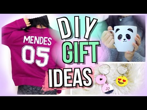 DIY Christmas Gifts for Friends (Girls + Guys) , Family, Teachers | JENerationDIY