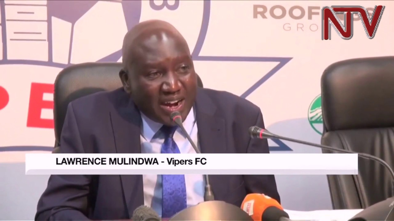 Lawrence Mulindwa warns FUFA on threats against Vipers FC