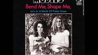 "Single : Bend Me, Shape Me / In a World of Pretty Faces ""U.S. garag..."