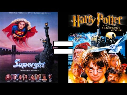 24 Reasons Supergirl & Harry Potter and the Sorcerer's Stone Are The Same Movie