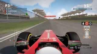 Formula 1 2013 : Corrida China #07