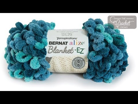 See More About Bernat Alize Blanket EZ Yarn