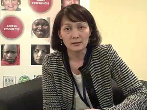 Interview Zulfia Kochorbaeva, Association of Women's Legal Initiative (AWLI), Kyrgyzstan