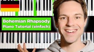 Baixar Bohemian Rhapsody - Queen - Klavier lernen - einfach