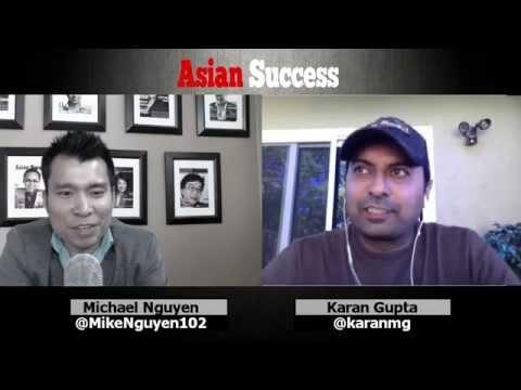 Asian Success Magazine - Interview with CEO Karan Gupta from MammothHQ.com