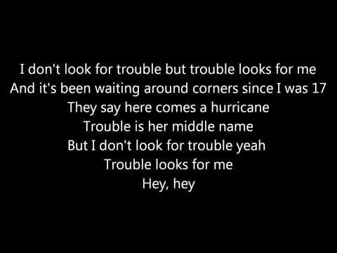 Neon Jungle - Trouble (Lyrics)