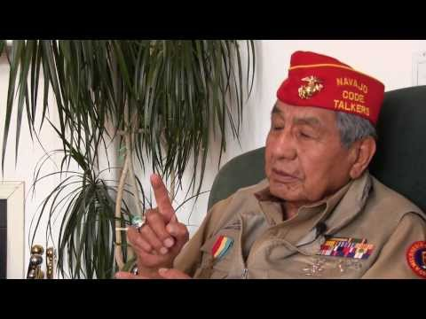 Peter MacDonald - Navajo Code Talker - Media Feature