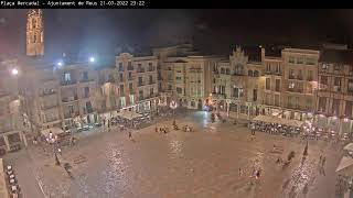 Preview of stream Historical Plaça Mercadal, Ajuntament de Reus, Spain