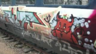 ZooTing Polish Graffiti Art Shots