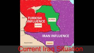 Iraq Divided into Three States -Sunni/Shi