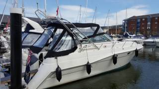FOR SALE   Cruisers 3670 esprit Wales find us on Boats and outboards