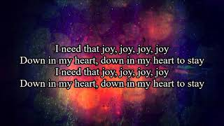 joy. for KING & COUNTRY lyrics