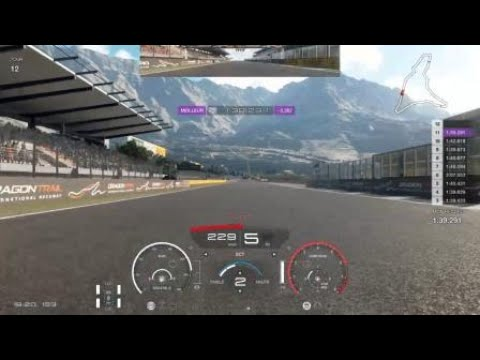 Gran Turismo™SPORT Constructor's championship - Dragon Trail - GTR gr.3 - 1.39.2
