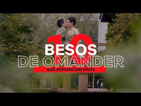 10 besos de #OMANDER que enmarcaríamos | ÉLITE | Netflix España