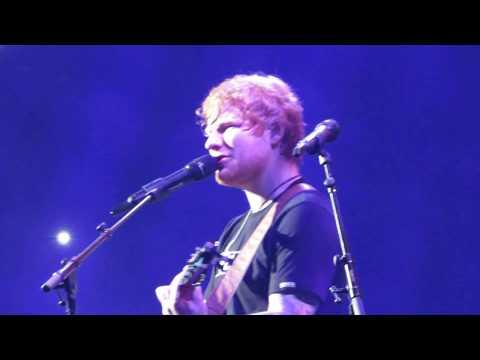 Ed Sheeran - Happier - Boston TD Garden - 9/22/17