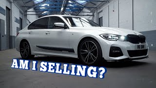 Selling my BMW G20 3 Series - What Next.....I need your help!