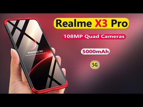 Realme X3 Pro First Look Launch Date Price Specs Realme X3 Pro