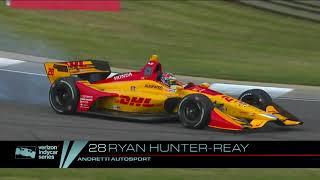 HIGHLIGHTS 2018 Honda Indy Grand Prix of Alabama Qualifying