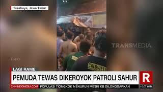 Pemuda Tewas Dikeroyok Patroli Sahur | REDAKSI SIANG (29/04/21)