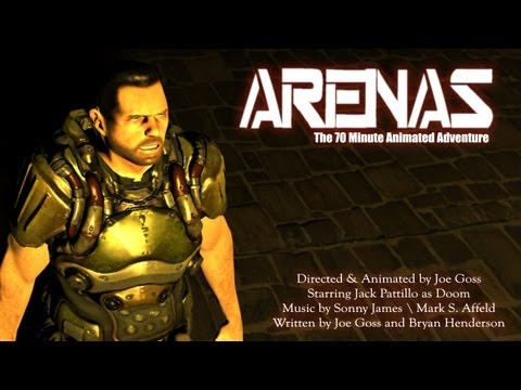 Arenas Fan Movie - Quake\Doom
